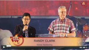 Session 1: Randy Clark
