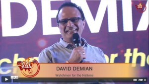 Session 3: David Demian