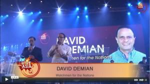 สัมมนาช่วงที่ 7: เดวิด เดเมียน