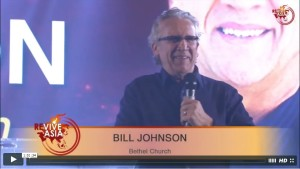 Session 8: Bill Johnson